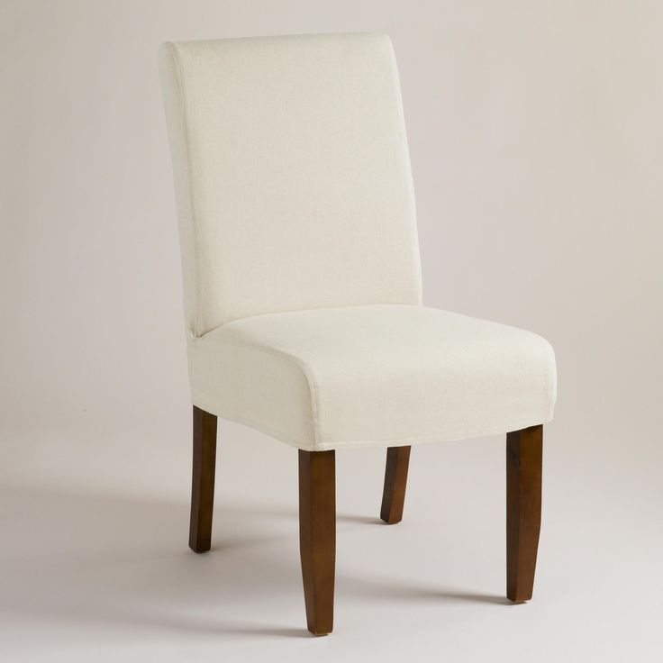 Linen Short Anna Chair Slipcover Chair Slipcovers And Linens