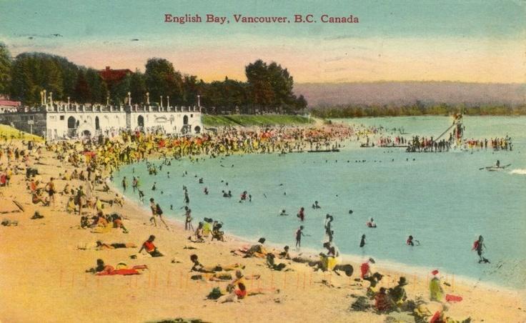 English Bay, Vancouver, British Columbia, Canada