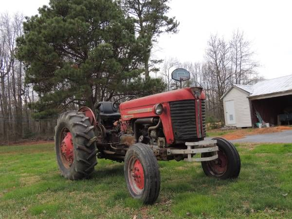 1958 Ferguson Tractor Attachments : Best massey images on pinterest old tractors