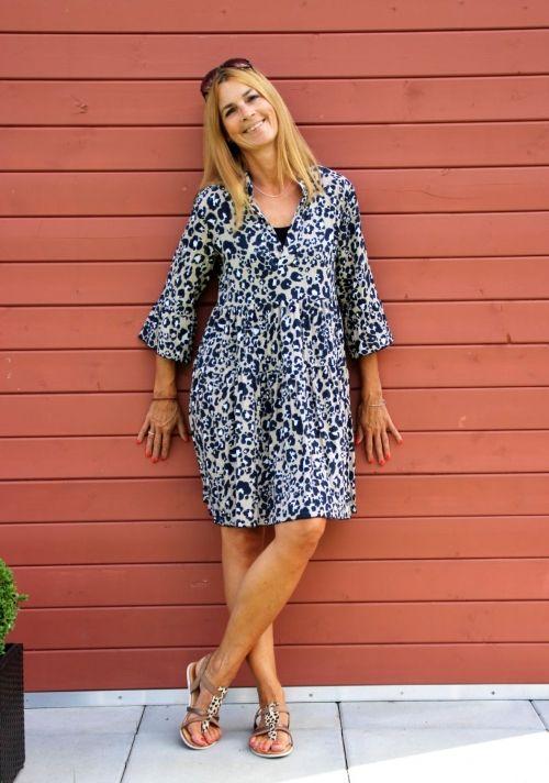 Nelina | Luftiges kleid, Kleider und Kleiderschnitte