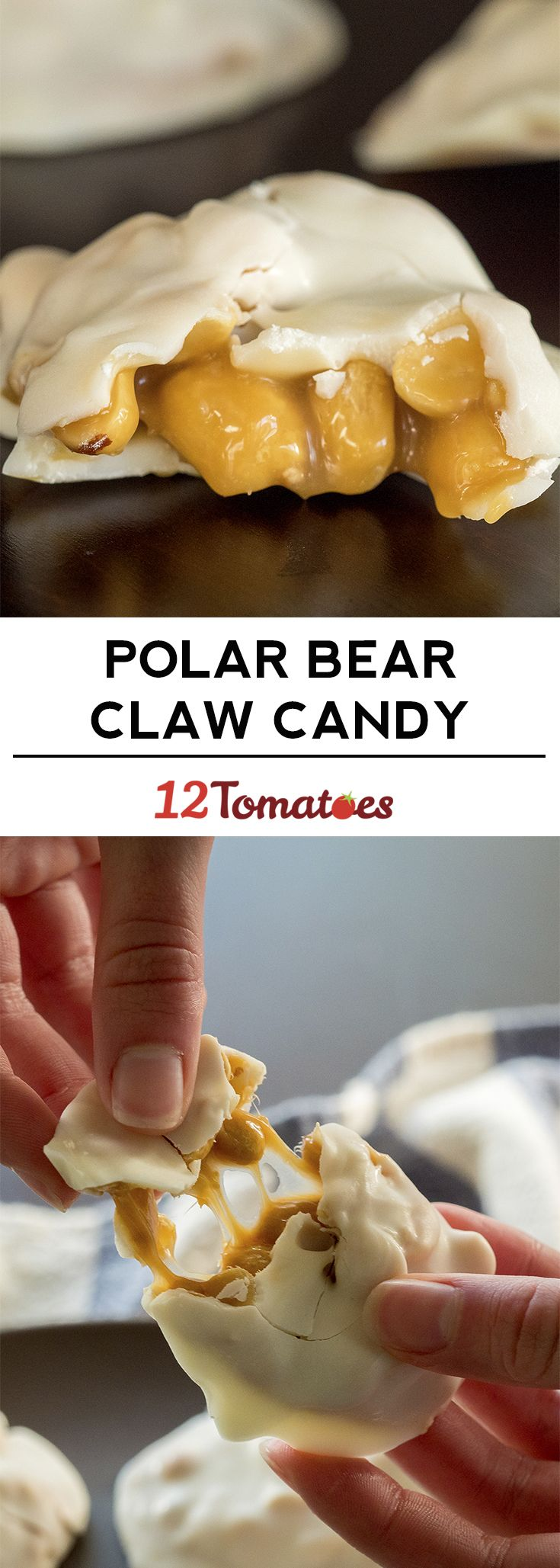 Polar Bear Claw Candies