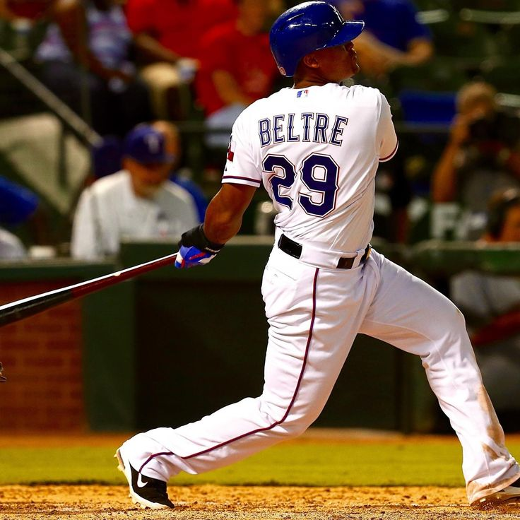 Adrian Beltre Hits for Cycle vs. Astros: Stats, Highlights and Twitter Reaction