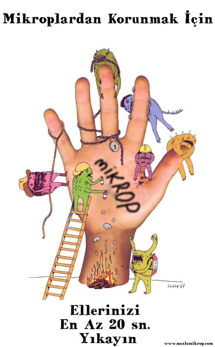 Ellerin-yikanmasi