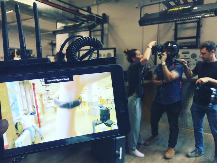 A little #creative #production for a pretty cool client this weekend. #behindthescenes of our #camera #test today  #wallstreetjournal #pov #sony #astronada #behindthescenes #camerarig #helmet #cam #summers #nyc #commercial