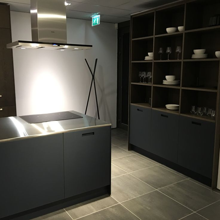 Kleur keukenkastjes voor hoge kasten