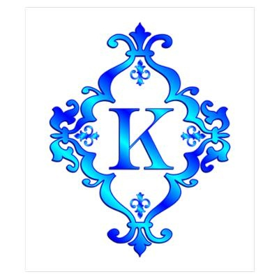Letter K Poster#Repin By:Pinterest++ For IPad#
