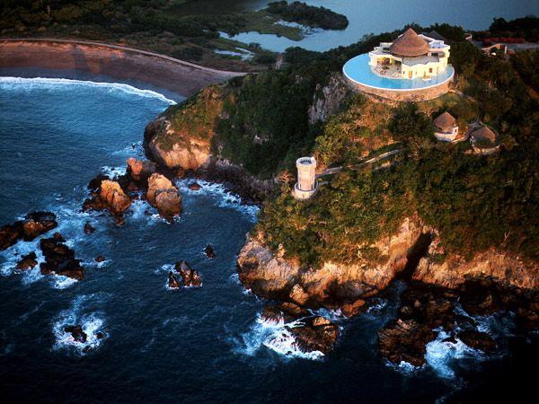 Oh man!Swimming Pools, Costa Carey, Dreams Home, Romantic Bedrooms, Buckets Lists, Puerto Vallarta, Pools House, The Ocean, Infinity Pools