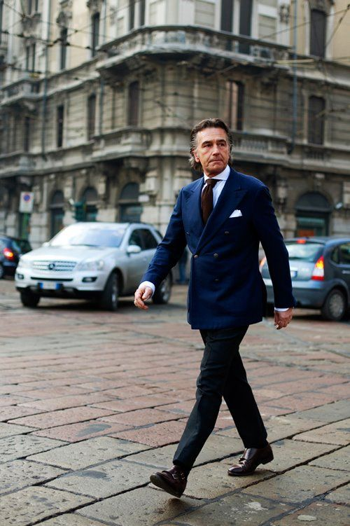 On the Street….Gianpaolo, Milano « The Sartorialist