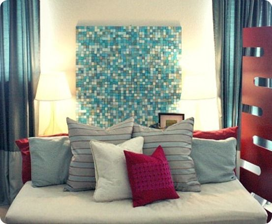 Mosaic Wall Decor 94 best fabric mosaics images on pinterest   quilting ideas