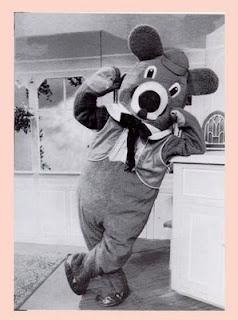 Dancing Bear - OMGosh! How could I have forgotten Dancing Bear from Captain Kangaroo???