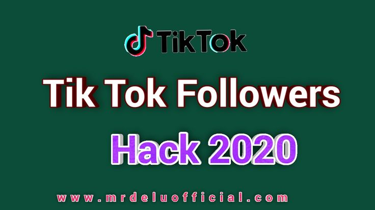 How to hack free tiktok followers 2020 in 2020 how to
