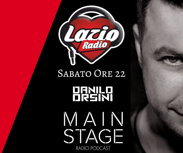 👉 Main Stage Ogni Sabato ore 22 @ Lazio Radio ✅ Fm: 103.7 ✅ Streaming: http://www.lazioradio.it   #mixcloud #itunes #beatport #hearthis #Futurehouse #newsong #Commercialhouse #radioshow #podcast #festival #latinhouse #soundcloud #youtube #edmfamily #nowplaying #edmstyle #progressivehouse #electrohouse #bigroom #reggaeton #spotify #party #edm #tribalhouse #producer #vinyl #house