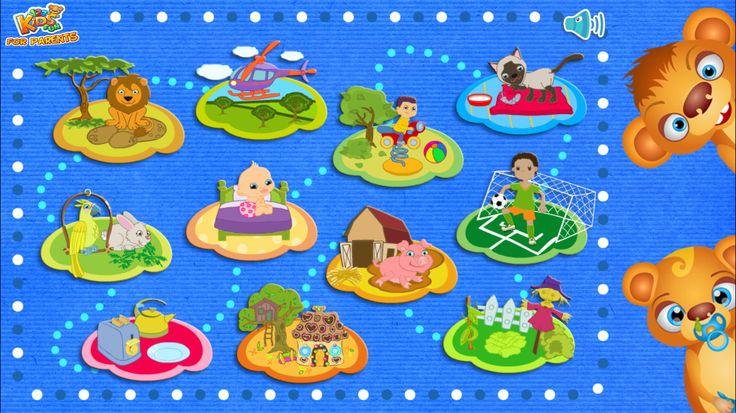 123 Kids Fun Education #kidsapp #edtech #toddlers #preschoolers #homescholers #education #games #fun #ipadchat #elearning