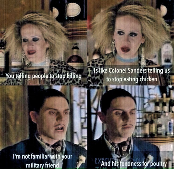 Mr. March & Hypodermic Sally - American Horror Story Hotel