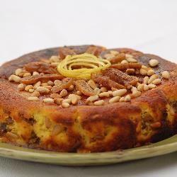 Antony Worrall Thompson's Fig and Date Ricotta Cake @ allrecipes.co.uk
