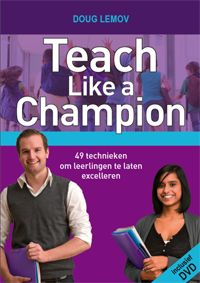 Het boek Teach Like a Champion beschrijft op een heldere en aansprekende wijze technieken om een beter leraar te worden en leerlingen te laten excelleren. Het gaat om een gereedschapskist met 49 specifieke, concrete en uitvoerbare technieken, gebundeld rond onderwerpen als: hoe leg je de lat hoog bij je leerlingen, hoe houd je leerlingen bij de les, hoe bouw je aan een goede klascultuur.