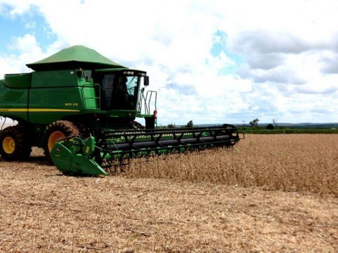 #Safra de milho é semeada e colheita de soja avança em MS - Capital News: Capital News Safra de milho é semeada e colheita de soja avança…