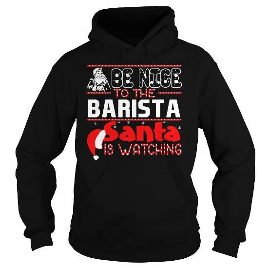 Make this awesome proud Barista: BARISTA as a great gift Shirts T-Shirts for Baristas