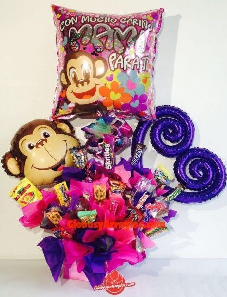 289 best birthday candy bucket images on pinterest candy - Detalles dia de la madre ...