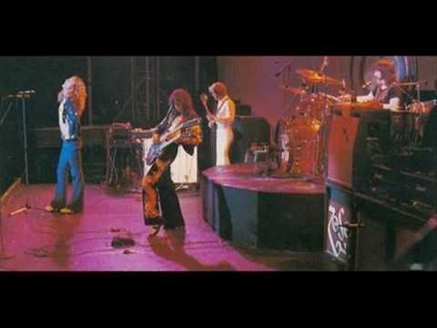 LED ZEPPELIN - The Rover (Rehearsals)