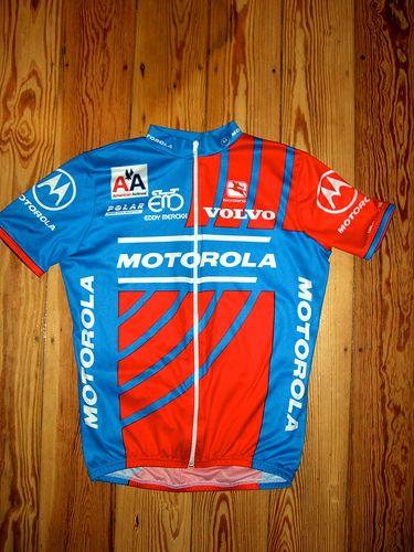 Motorola – Eddy Merckx – cycling jersey, via Flickr.