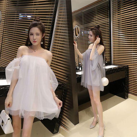 2017 요정 공주 의상 아름다운 옷의 웹 캐스트는 거울 미스 나이트 클럽 섹시한 strapless 드레스에 앵커를 설치