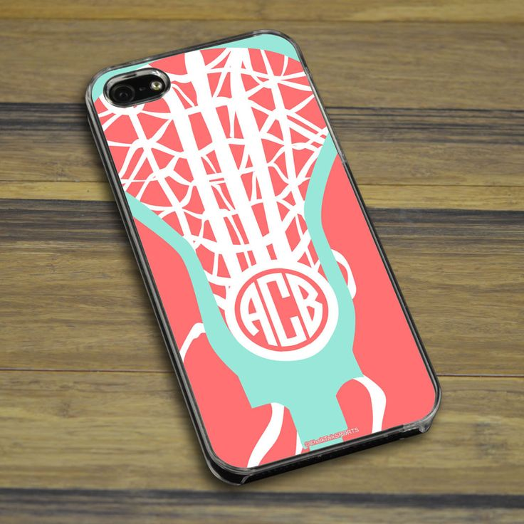 i phone 4 girls lacrosse cases | Lacrosse iPhone/Galaxy Case Monogrammed Lax Life - Protect what you ...