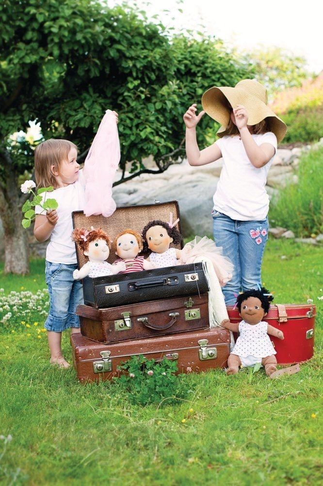 Rubens Kids - Pige - Linnea (med lys hud).
