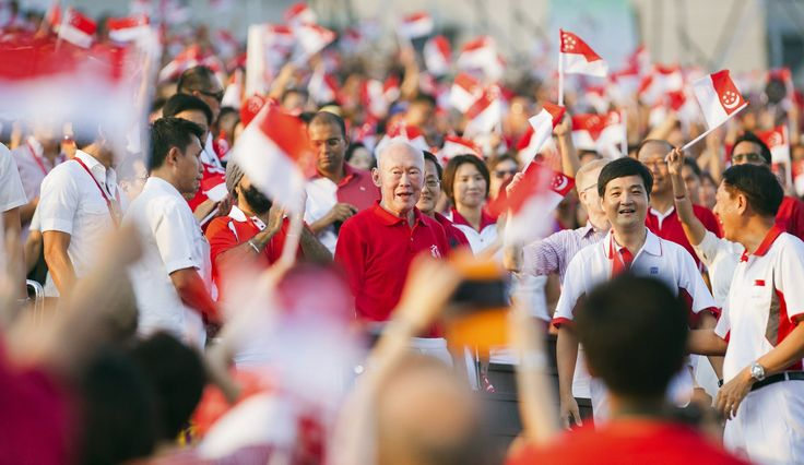 Lee Kuan Yew, Singapore's first prime minister and architect of the tiny south-east Asian city-state's rapid rise from British tropical outpost to global trade and financial centre, died early on Monday, aged 91