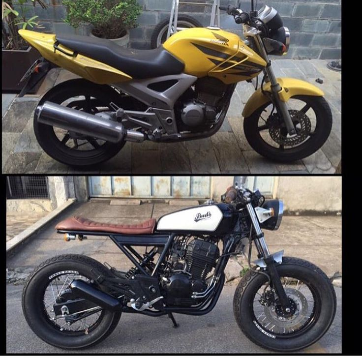 "2,646 Likes, 57 Comments - Bud's Motorcycles (@buds_motorcycles) on Instagram: ""(((( MOTO BUD'S A VENDA )))) CBX 250 (Twister) 2007 by BUD'S !!!! R$ 18.000,00 (abertos a…"""