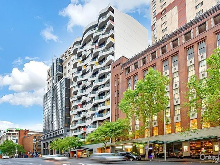 North Apartments 91 Goulburn St Sydney Harry Seidler Century21 City Quarter