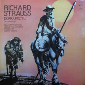 Richard Strauss - Rudolf Kempe Conducted By Berlin Philharmonic Orchestra* - Don Quixote / Till Eulenspiegel (Vinyl, LP) at Discogs