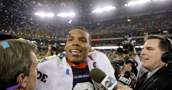 Cam Newton returns to Auburn in entertaining fashion - The Carolina Panthers' schedule couldn't have worked out any better for quarterback Cam Newton. Just two days after the Panthers beat the Dallas Cowboys 33-14 on Thanksgiving, Newton had the weekend off. That meant he was free to attend the Auburn-Alabama game on Saturday. Cell phones followed him everywhere, chronicling his journey through the Tiger …