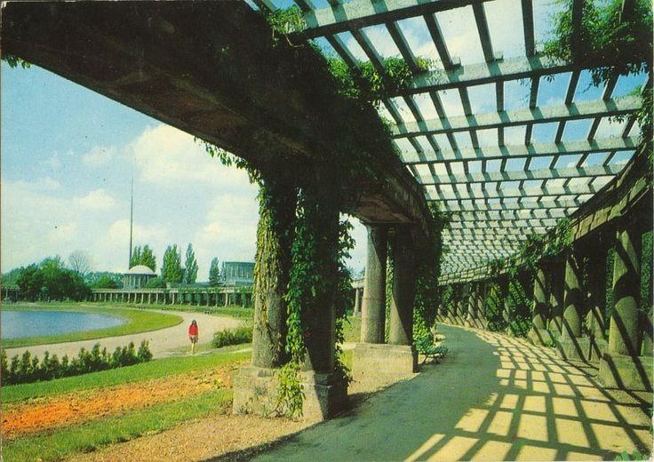 Wrocław Park Szczytnicki