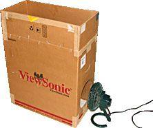 the complete cardboard biltong box