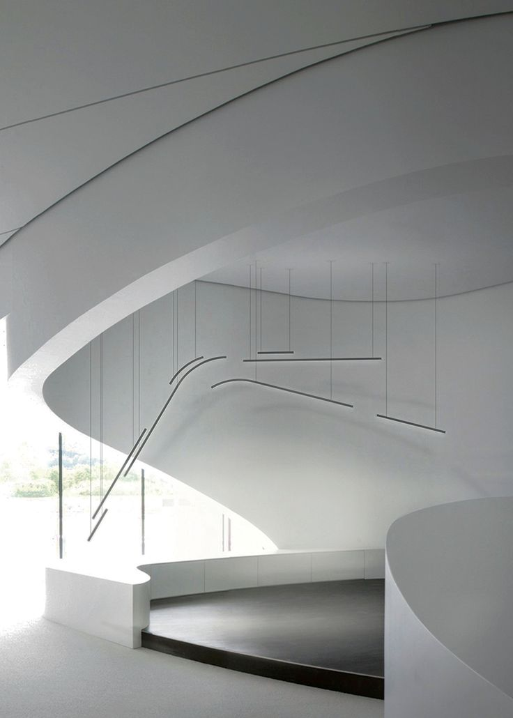 ARC by Inarchi - Arched aluminium profile system with high-performance LED lights