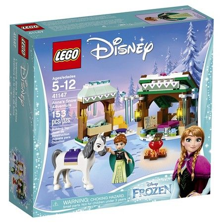 LEGO® Disney Princess Anna's Snow Adventure 41147 : Target