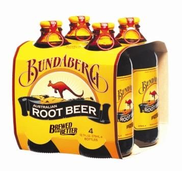 Bundaberg Root beer. If you haven't had it, Your missing out. This and their ginger beer.