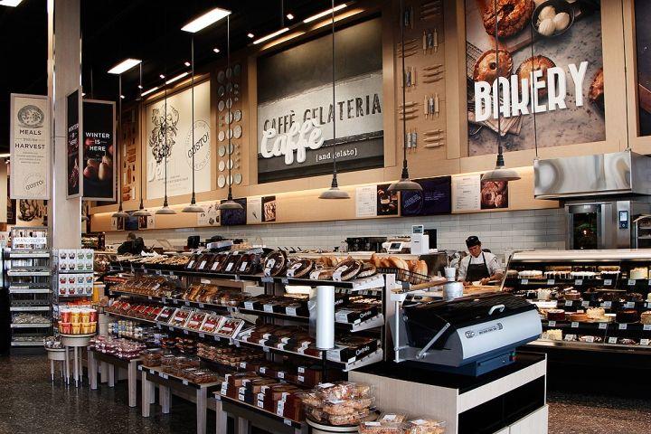 Michael Angelo's specialty food store by Watt International, Toronto – Canada