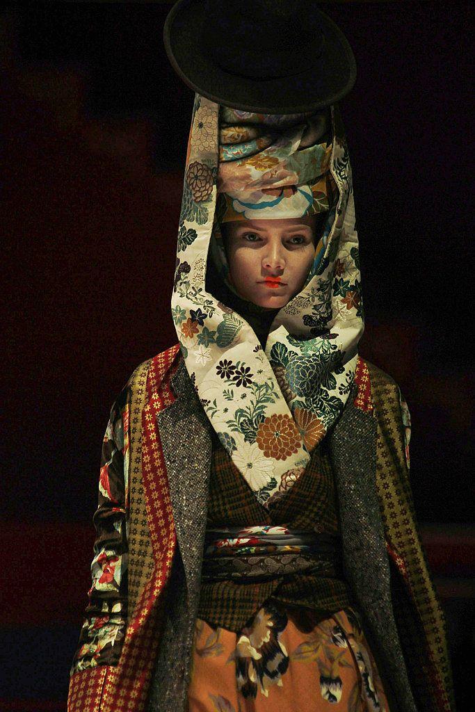 Spring 2011 Paris Fashion Week: Kenzo