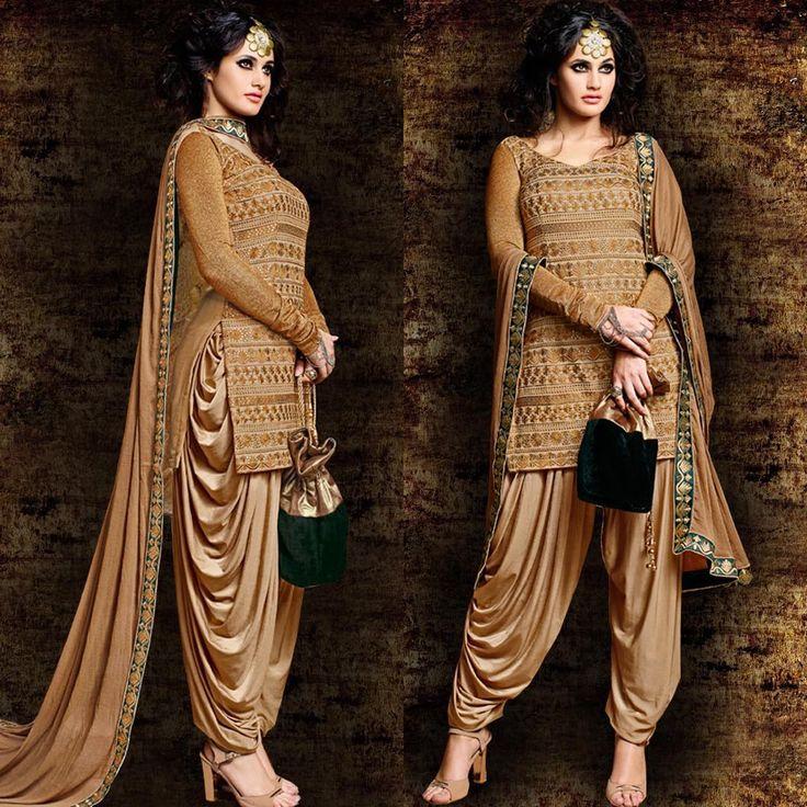 166 best images about Punjabi suits on Pinterest | Party wear ...