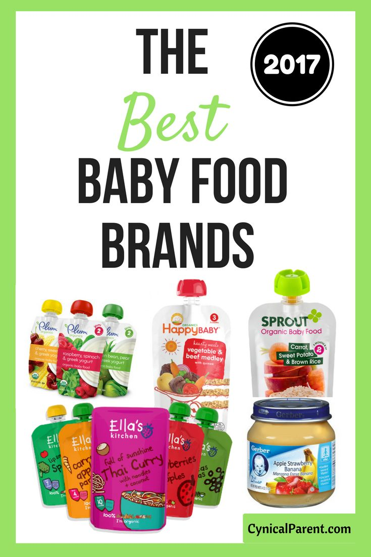 guide to solid food for babies