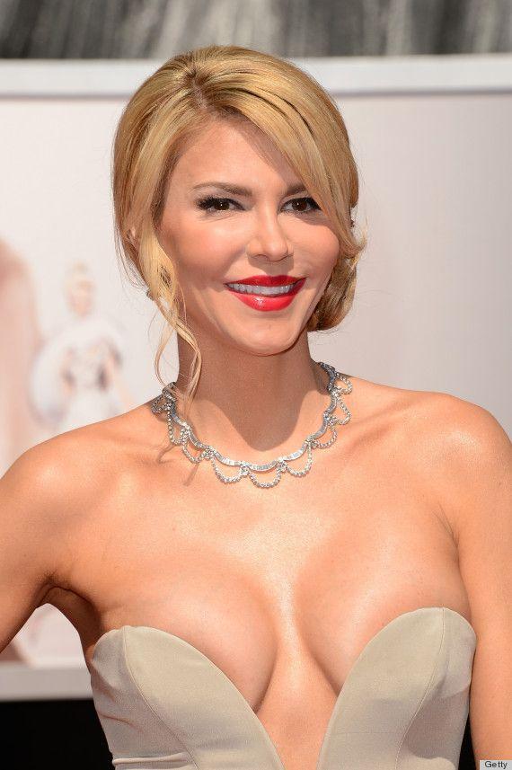 Brandi Glanville Oscars Dress