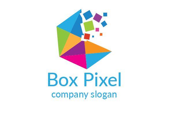 Box Pixel Logo