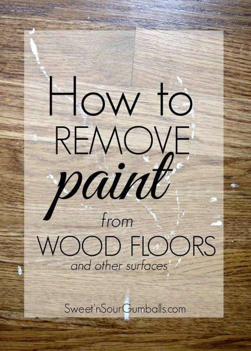 Best 25 remove paint from carpet ideas on pinterest for How to clean paint off wood floors