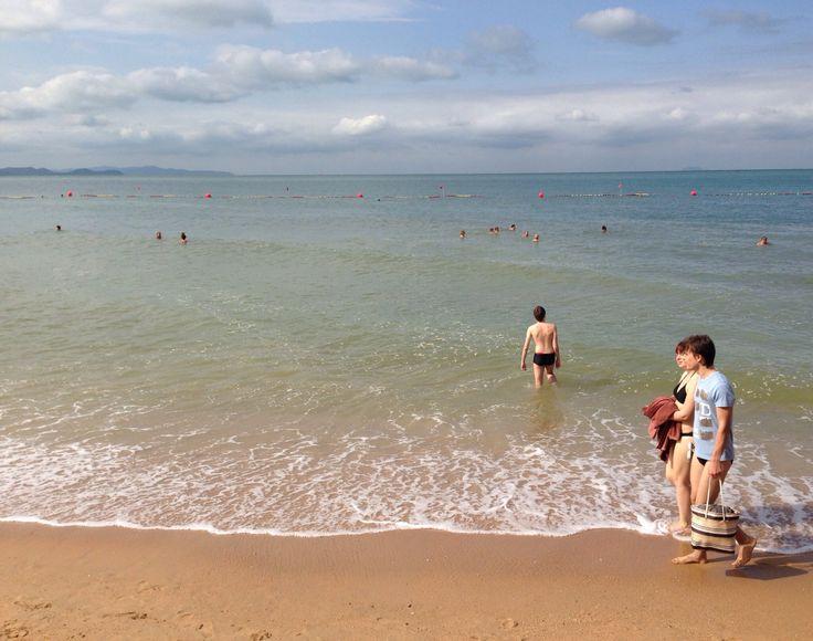 Chill on the Pattaya Beach