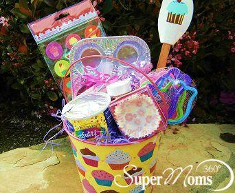 19 best easter baskets for kids tweens teens images on pinterest baker to be easter basket negle Image collections