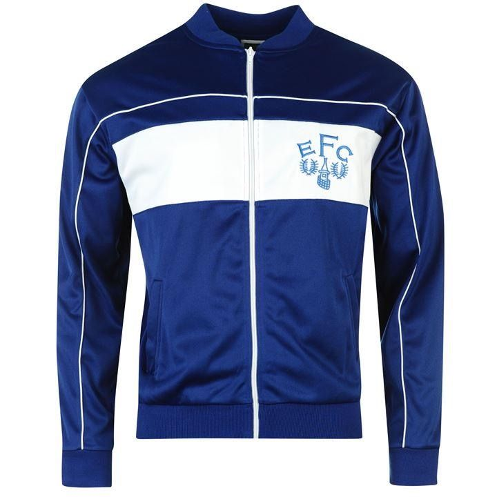 Everton FC Retro Jacket