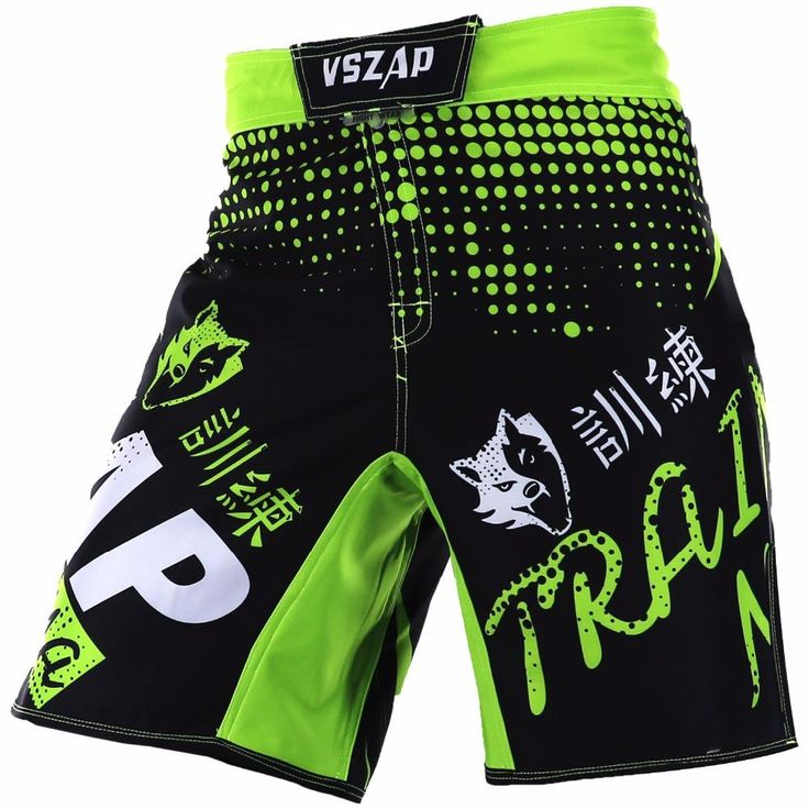 Fightwear Men's MMA Fight Grappling Shorts  #mma #movenow #summeriscoming #nofear