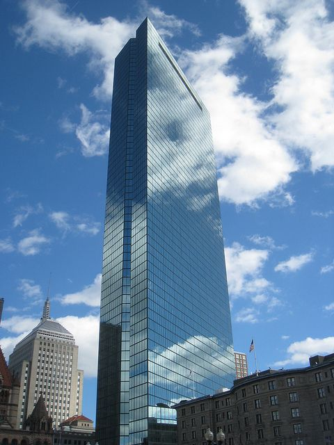 John Hancock Tower Boston Cost To Build